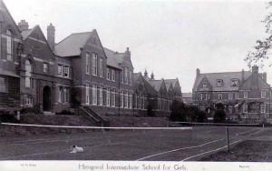 Glamorganshire, Hengoed, Girls School