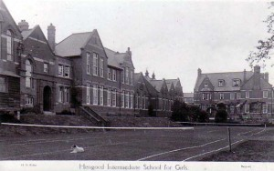 Glamorganshire, Hengoed, Girls School